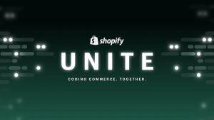 shopify unite